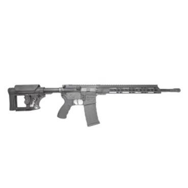 "ATI AR-15 MILSPORT USED 5.56 16"" ML BBL LUTH STOCK CMC TRIGGER RIFENBARK COMP 13"" KEYMOD RAIL - SAVE $250 off MSRP!"