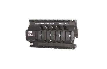 CLOSEOUT - ADAMS ARMS RAIL SYSTEM FREE FLOAT FOREND FOR AR-PISTOL FITS PISTON CONV.