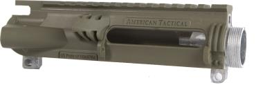 ATI POLYMER HYBRID STRIP UPPER MULTI CAL W/ INSERT BATTLEFIELD GREEN