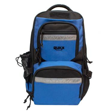 "ATI NOMAD SGS 12GA SINGLE SHOT SHOTGUN 18"" BBL 3"" CHAMBER BLUE RUKX GEAR SURVIVOR BACKPACK"