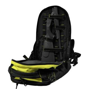 ATI SURVIVOR BACKPACK YELLOW RUKX GEAR