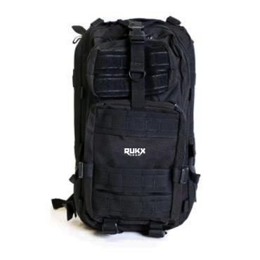 ATI Rukx Gear Tactical 1 Day Backpack Black