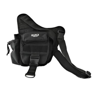 ATI SINGLE STRAP SLING BAG BLACK RUKX GEAR