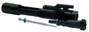 CLOSEOUT - COMPLETE BOLT CARRIER GROUP  M16 QPQ NITRIDE FINISH ENHANCED PROFILE