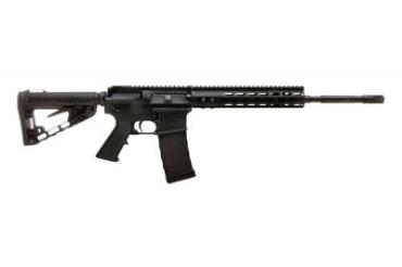 """ATI MILSPORT USED FORGED RECEIVERS RIA 16"""" 1:8 PHOSPHATE BBL 10"""" KEYMOD HANDGUARD SUPERSTOC 30RD MAG"""